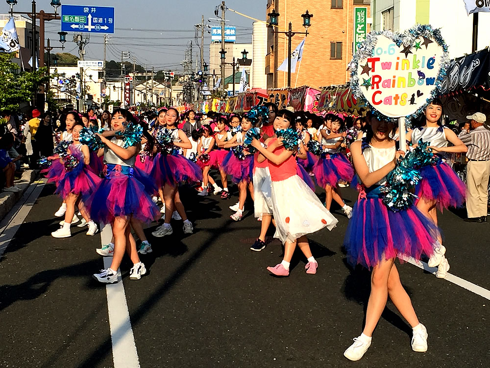 舞車賞 Twinkie Rainbow Cats